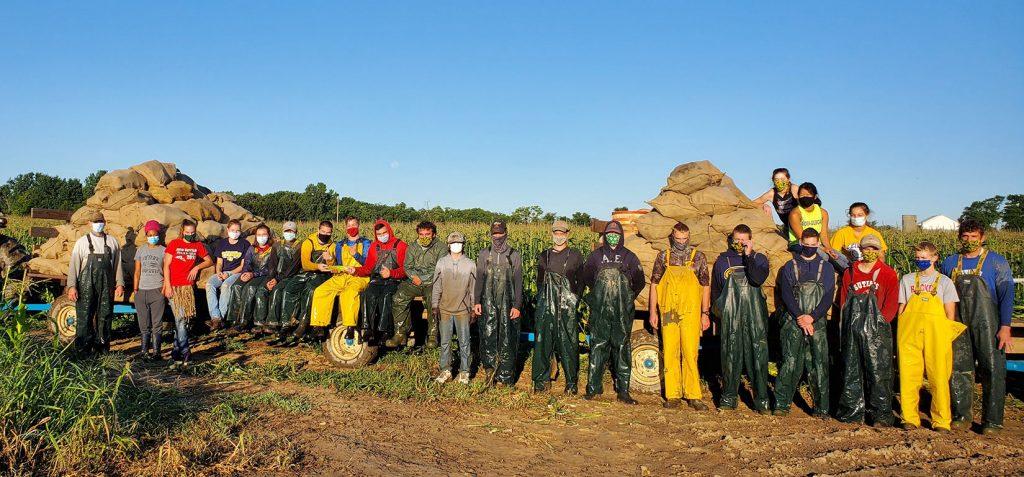 Sweet Corn Crew