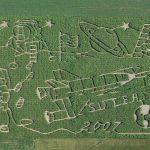 2007 Suter Space Corn Maze